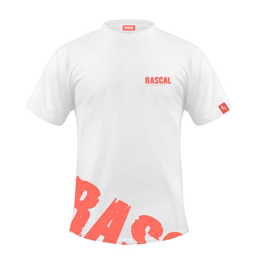 T shirt biały 2