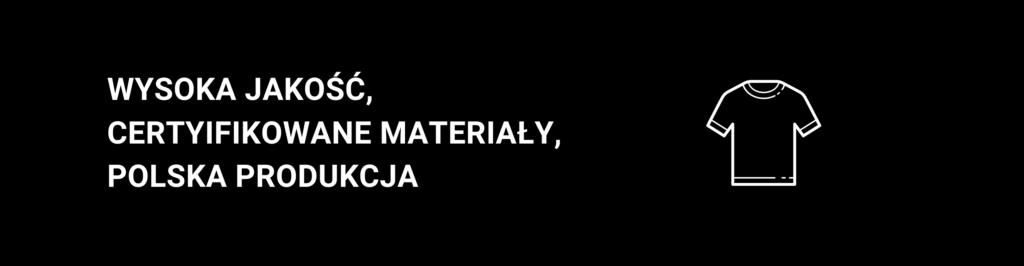 Producent odzieży personalizowanej dla firm. Polska produkcja. Certyfikowane materiały. Najwyższej jakości odzież firmowa i reklamowa. Znakowanie odzieży z logo. Hafty i nadruki.